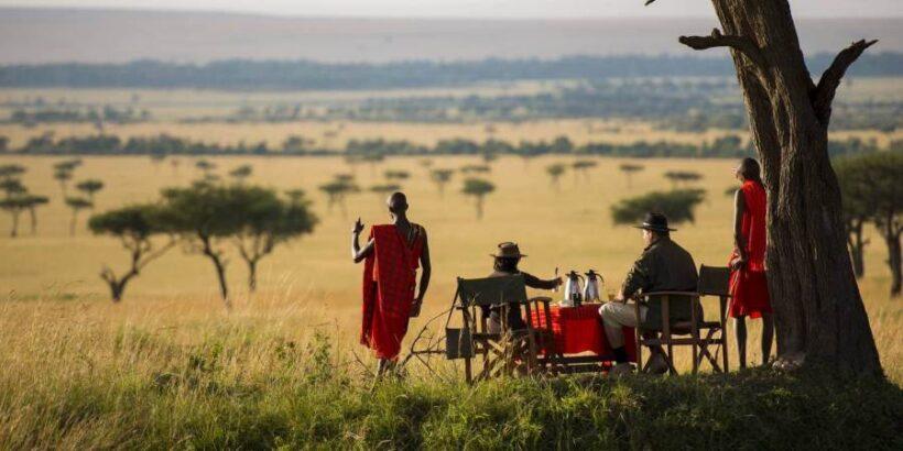 Masai-Mara-savannah